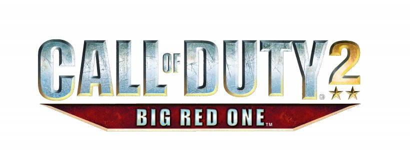 Call Of Duty 2: Big Red One Call Of Duty: Ghosts Call Of Duty 4: Modern Warfare Call Of Duty: World At War, PNG, 4100x1508px, Call Of Duty 2, Banner, Brand, Call Of Duty, Call Of Duty 2 Big Red One Download Free