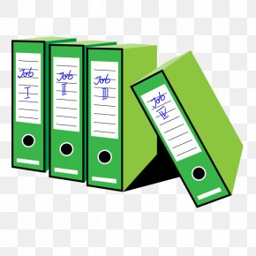 Vector Folder - Paper File Folder Directory Computer File PNG