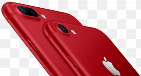 Apple - Product Red Special Edition Apple 128 Gb PNG