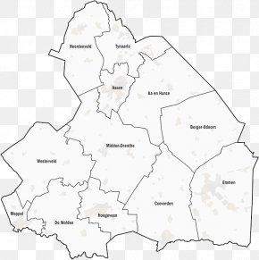 Veiligheidsregio Rotterdamrijnmond - Assen Provinces Of The Netherlands Dutch Municipality Map Region PNG