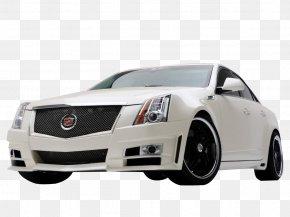 Yang Shot A White Cadillac - 2009 Cadillac CTS-V 2008 Cadillac CTS 2003 Cadillac CTS Car PNG