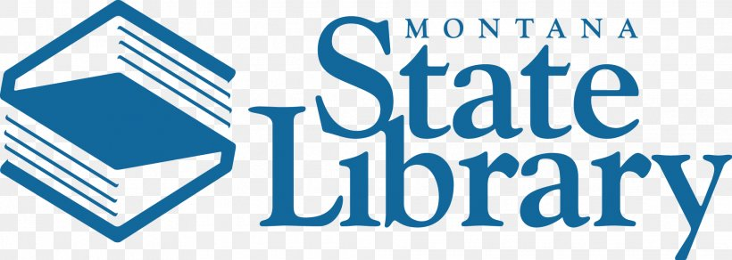 Logo State Library Of Victoria Montana Brand, PNG, 1929x688px, Logo, Area, Blue, Brand, Geographic Information System Download Free