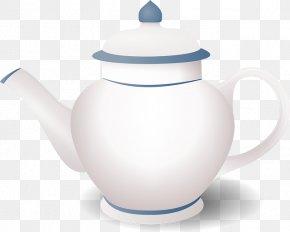 Coffee Jar - Teapot Clip Art PNG
