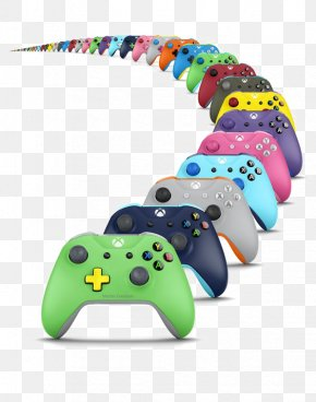Game Consoles - Xbox One Controller Xbox 360 Controller Electronic Entertainment Expo PNG