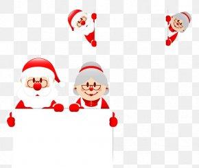 Santa Claus Element - Santa Claus Christmas PNG