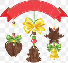 Christmas - Scrapbooking Christmas Ornament New Year Clip Art PNG