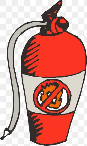 Fire Extinguisher Vector Element - Fire Extinguisher Conflagration Vecteur PNG