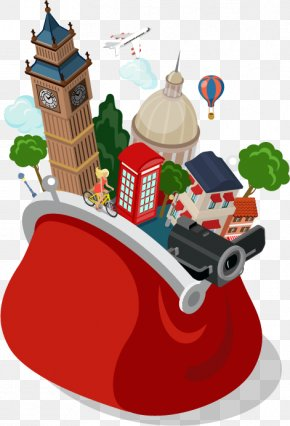 London Travel - London Royalty-free Illustration PNG