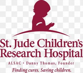 Clipart Cloud - St. Jude Children's Research Hospital Logo St Jude Children's Research Children's Hospital PNG