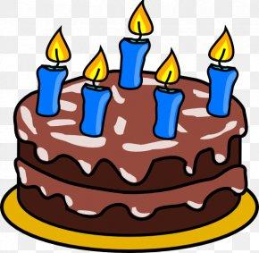 Birthday Cake Clip Art - Birthday Cake Torte Clip Art PNG
