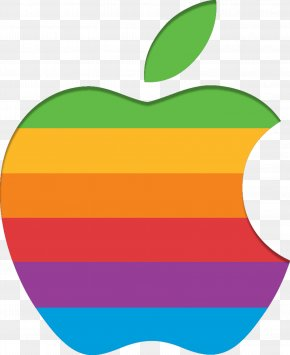 Apples Background Cliparts - Cupertino Apple Logo PNG