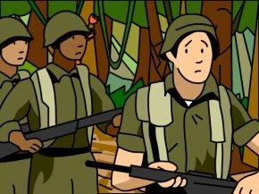Vietnamese Cliparts - Vietnam Veterans Memorial Vietnam War Clip Art PNG