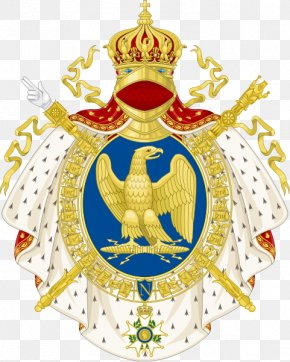 First French Words - First French Empire France French First Republic Coat Of Arms Napoleonic Wars PNG