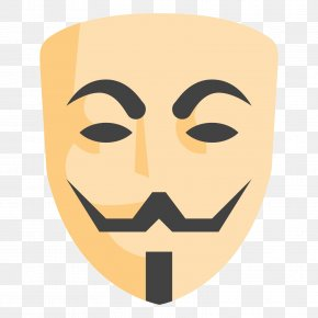 Mask - Guy Fawkes Mask Anonymous Mask PNG