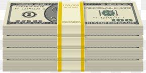 Wads Of Dollars Transparent Clip Art - United States Dollar United States One-dollar Bill Half Dollar Clip Art PNG