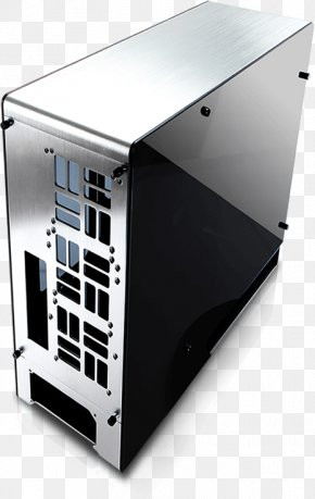 Open Case - Computer Cases & Housings Power Supply Unit In Win Development ATX PNG