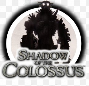 Shadow Of Colossus Avion - Shadow Of The Colossus PlayStation 2 Logo PNG
