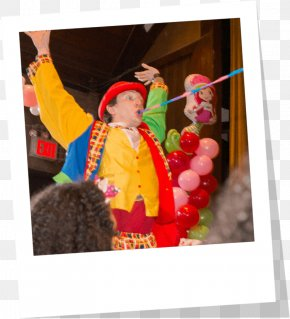 Dancing Clown - Children's Party Entertainment Birthday PNG