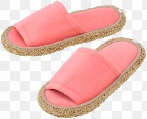 Gold Icon - Slipper Pink Amazon.com Cleaning Shoe PNG