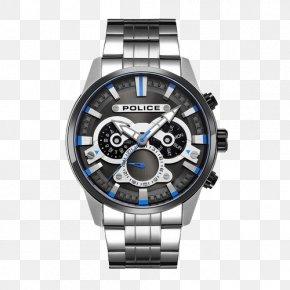 Men's Brand Waterproof Watch - Watch Strap Brand Clock PNG