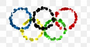 Creative Olympic Rings - 2014 Winter Olympics Sochi 2016 Summer Olympics Olympic Symbols 5th Ring Road PNG