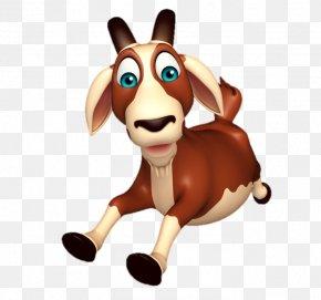 Goat - Goat Cartoon Photography PNG