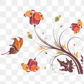 Floral Design Flower Illustration Vector Graphics PNG