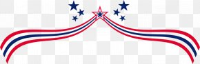 Independence Day - Independence Day Banner Flag Of The United States Clip Art PNG