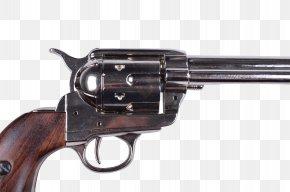45 Colt - Trigger Revolver Firearm Gun Barrel Weapon PNG