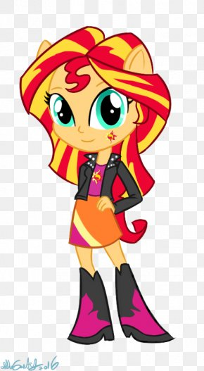 My Little Pony Equestria Girls Minis - Sunset Shimmer My Little Pony: Equestria Girls Twilight Sparkle PNG