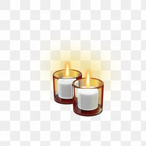 Candle - Birthday Cake Soy Candle Clip Art PNG