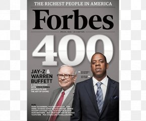 Magazine Cover - United States Forbes 400 Net Worth The World's Billionaires PNG