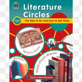 Book - Literature Circles: The Way To Go And How To Get There Book Teacher PNG