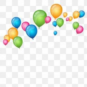 Party Supply Greeting Note Cards - Background Happy Birthday PNG