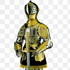 Knight - Knight Middle Ages Plate Armour Components Of Medieval Armour PNG