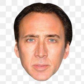 Actor - Nicolas Cage National Treasure Celebrity Mask Actor PNG