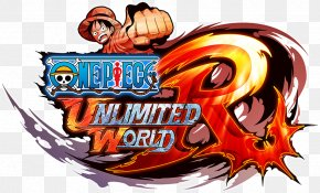 Logo One Piece Logo - One Piece: Unlimited World Red One Piece: Unlimited Cruise Monkey D. Luffy Trafalgar D. Water Law One Piece: Burning Blood PNG