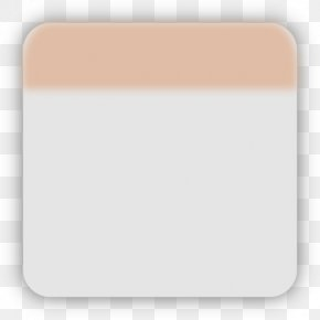 Calendar Icon Cliparts - Rectangle Font PNG