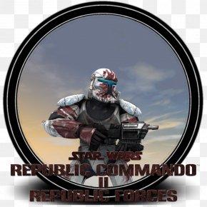 Star Wars - Star Wars: Republic Commando Video Game Lightsaber Logo PNG