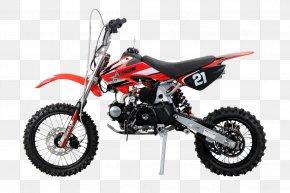 Motorbike - Motorcycle Pit Bike Motocross All-terrain Vehicle Minibike PNG