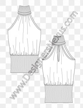 Fashion Sketch - Fashion Illustration Drawing Clothing Fashion Design PNG
