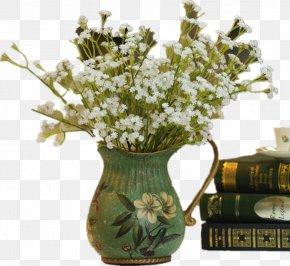 Globe Bouquet Book - Gypsophila Paniculata Floral Design Vase Flower Bouquet PNG