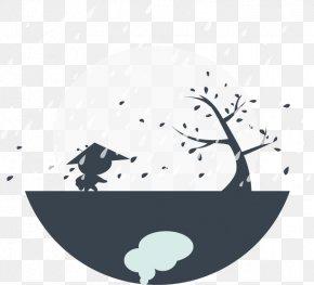 Cartoon Rain Travel Page - HTTP 404 Web Page Web Design PNG