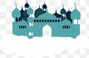 The Islamic Church On The Clouds - Church Islam PNG