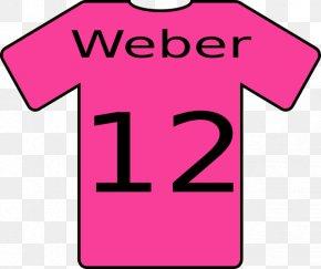 T-shirt - T-shirt Clothing Jersey Clip Art PNG