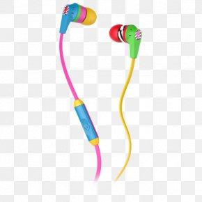 Microphone - Microphone Skullcandy INK'D 2 Headphones Skullcandy Riot PNG