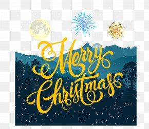 Christmas Eve Fireworks - Christmas Eve PNG