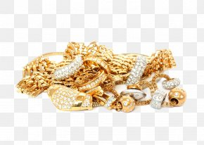 Jewelry - Jewellery Earring Gold Diamond Stock Photography PNG