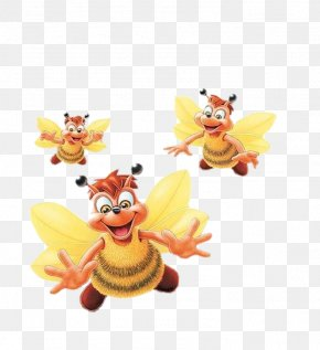 Cute Bee - Physical Intimacy Day Friendship Message Love PNG