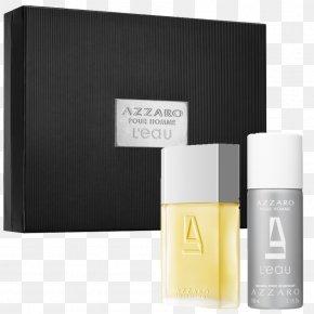 Perfume - Perfume Azzaro Pour Homme Eau De Toilette Deodorant Aerosol Spray PNG
